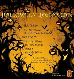 talleres hallowen